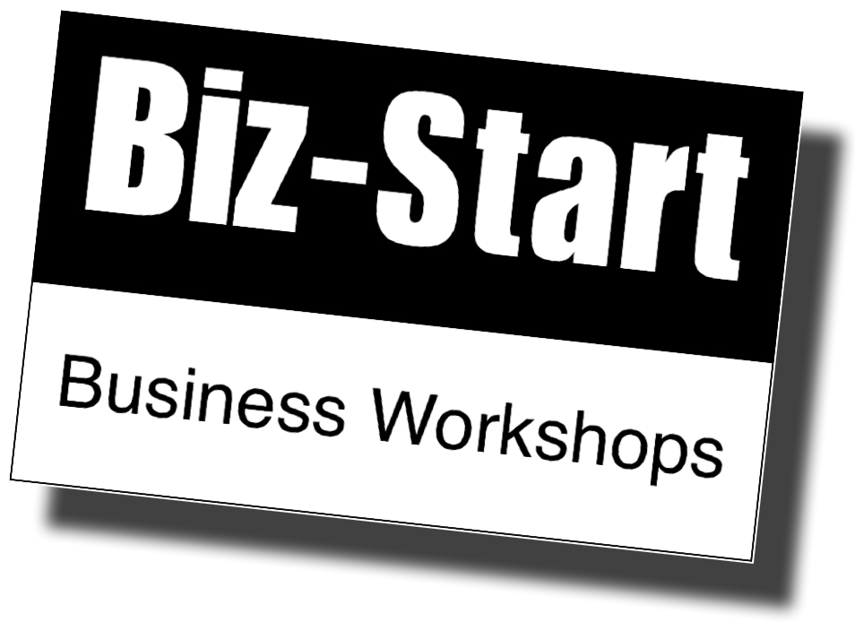 Tilted Start Biz logo